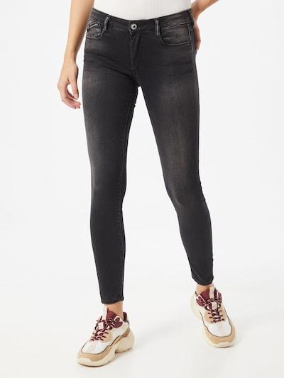 Le Temps Des Cerises Jeans in schwarz, Modelansicht