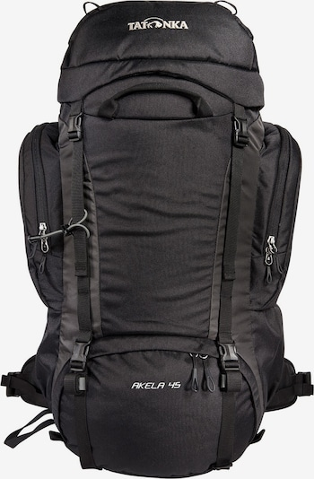 TATONKA Sports Backpack 'Akela' in Black, Item view