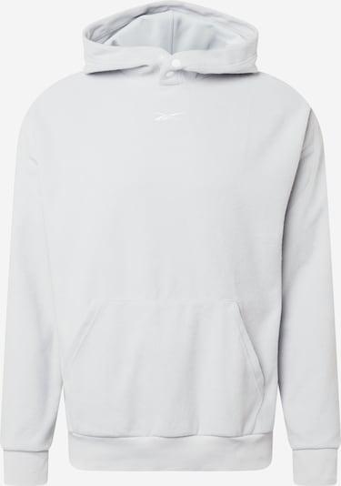 Reebok Sport Sportsweatshirt in hellgrau, Produktansicht