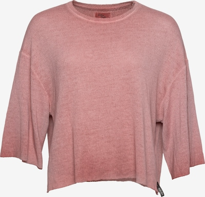 Cotton Candy Strickpullover 'NEETA' in koralle, Produktansicht