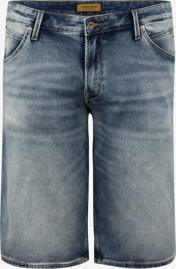 Jack & Jones Plus Jeans 'REX' in blue mottled, Item view