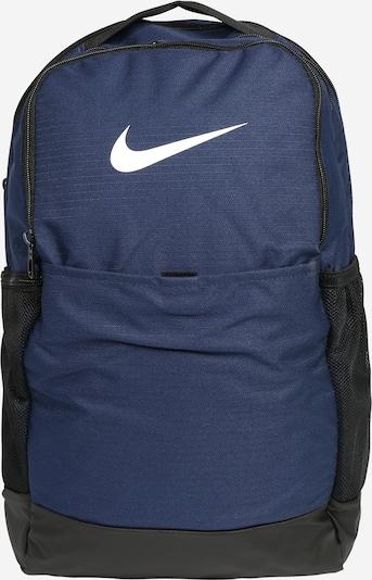 NIKE Sportovní batoh - marine modrá / bílá, Produkt