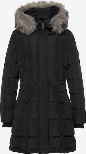 KILLTEC Mantel in schwarz, Produktansicht