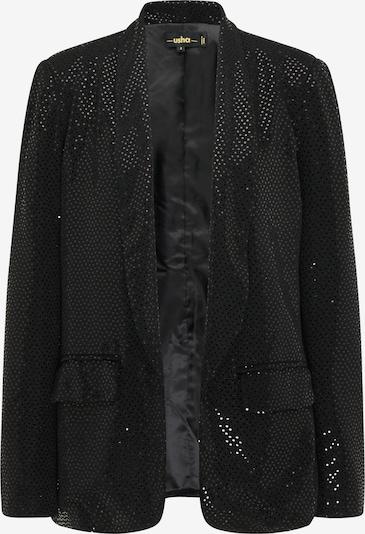 usha BLACK LABEL Blazers in de kleur Zwart, Productweergave