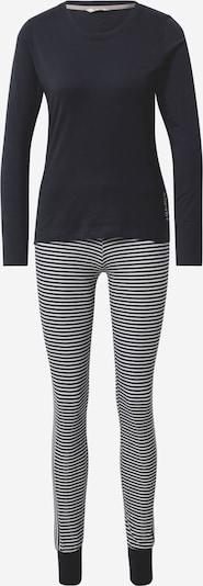 ESPRIT Pyjama 'Gwen' in dunkelblau, Produktansicht