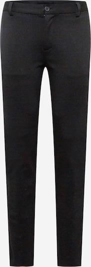 Pantaloni 'Milano' Clean Cut Copenhagen pe negru, Vizualizare produs