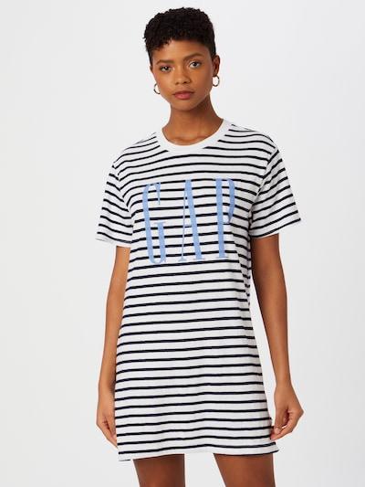 GAP Letné šaty - námornícka modrá / svetlomodrá / biela, Model/-ka