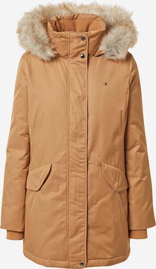TOMMY HILFIGER Jacke in dunkelbeige, Produktansicht