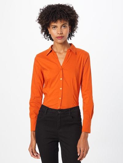 MORE & MORE Blouse 'Billa' in Dark orange, View model