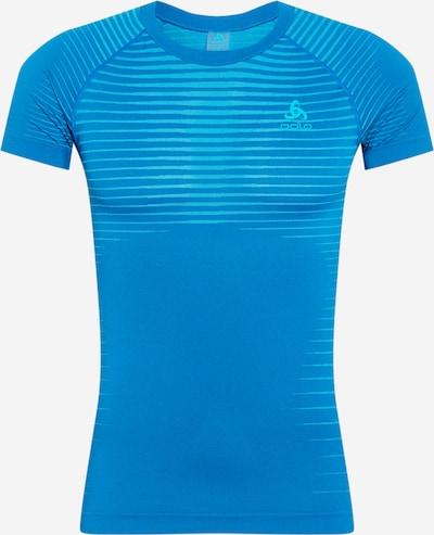 ODLO Funkční tričko 'PERFORMANCE LIGHT' - aqua modrá / nebeská modř, Produkt