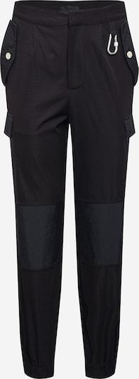 Mennace Hose in schwarz, Produktansicht