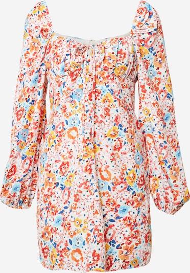 GLAMOROUS Robe en mélange de couleurs, Vue avec produit