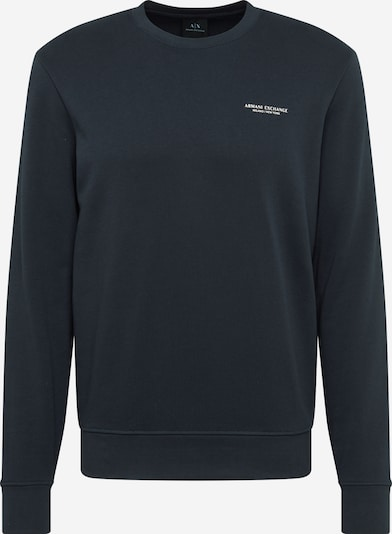 ARMANI EXCHANGE Sweatshirt '8NZM93' in de kleur Navy, Productweergave