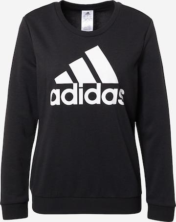 ADIDAS PERFORMANCESportska sweater majica - crna boja