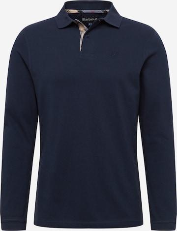 T-Shirt 'Barbour' Barbour en bleu