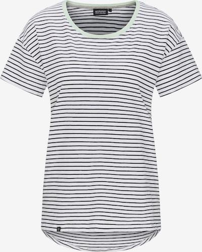 recolution T-Shirt Casual T-Shirt STRIPES in blau, Produktansicht