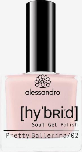alessandro INTERNATIONAL Nagellack in rosa, Produktansicht