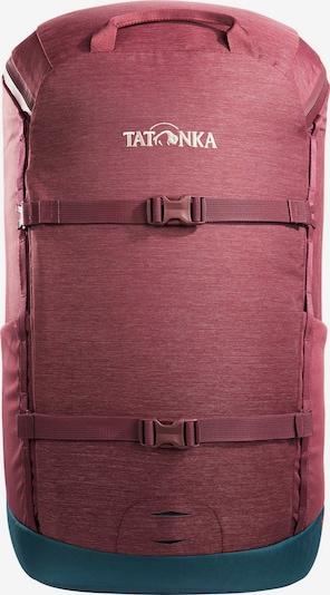 TATONKA Sportrugzak 'City Pack 30' in de kleur Beige / Grijs / Bordeaux, Productweergave