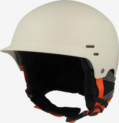 K2 Helm ' Thrive ' in creme / orange / schwarz, Produktansicht