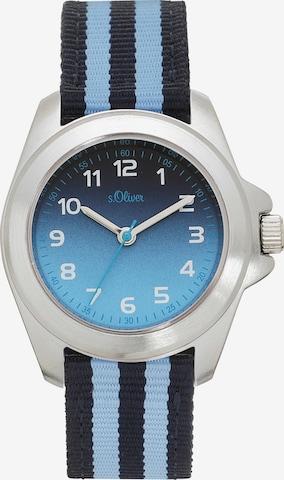 s.Oliver Uhr in Blau