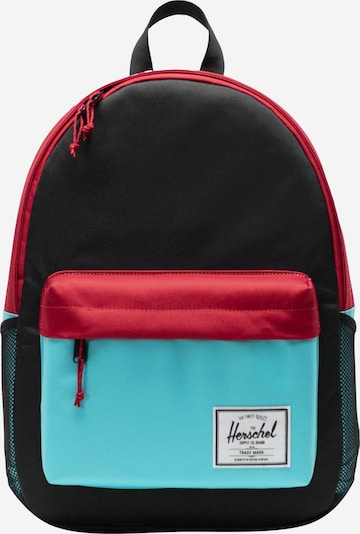 Herschel Sac à dos en jade / grenadine / noir / blanc, Vue avec produit