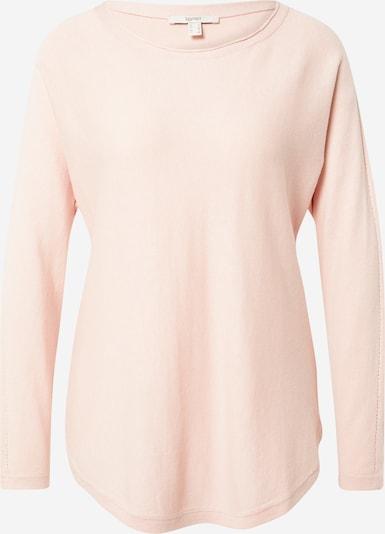 ESPRIT Pulover | roza barva: Frontalni pogled