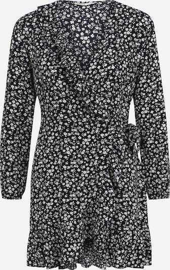 Only (Petite) Kleid 'CARLY' in dunkelblau / weiß, Produktansicht