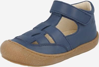 NATURINO Отворени обувки 'Wad' в гълъбово синьо, Преглед на продукта