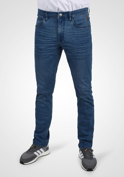 BLEND 5-Pocket-Jeans 'Bengo' in blue denim, Modelansicht