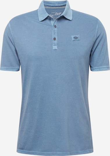 Key Largo Poloshirt 'TOWN' in rauchblau, Produktansicht