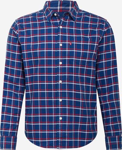 Camicia LEVI'S di colore navy / rosso / bianco, Visualizzazione prodotti