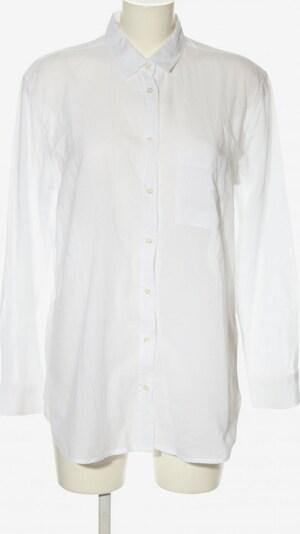 Emily Van Den Bergh Langarm-Bluse in XL in weiß, Produktansicht