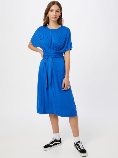Paisie Dress 'Monaco' in Royal blue, View model