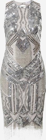 Frock and Frill Kleid in hellgrau / silber, Produktansicht