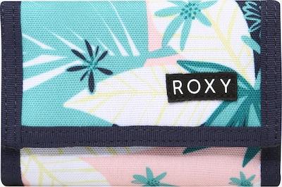 ROXY Porte-monnaies 'BEACH' en bleu marine / turquoise / jaune clair / blanc, Vue avec produit