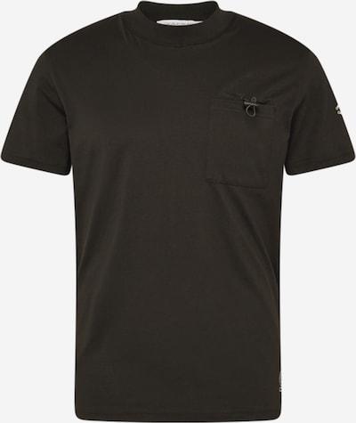 Calvin Klein Jeans Shirt in de kleur Grijs / Zwart / Wit, Productweergave