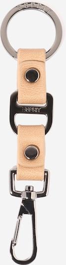 ESPRIT Sleutelhanger in de kleur Camel / Zilver, Productweergave