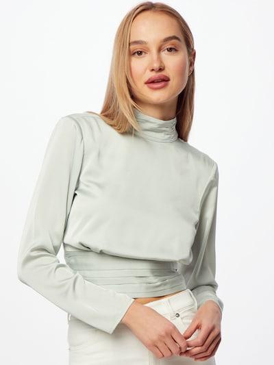 Gina Tricot Chemisier 'Cass' en menthe, Vue avec modèle