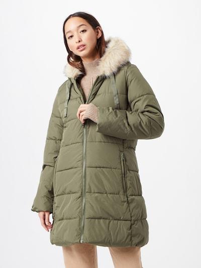 GAP Manteau mi-saison en vert: Vue de face