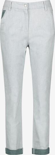 GERRY WEBER Jeans in hellgrün / dunkelgrün, Produktansicht