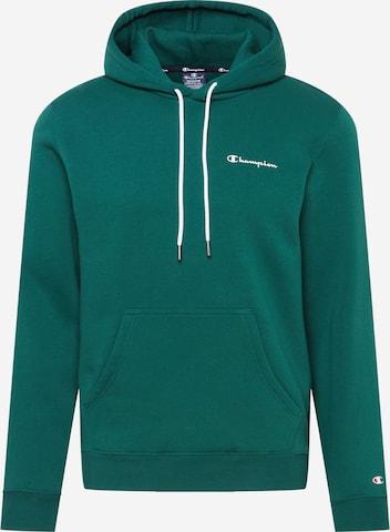 Sweat-shirt Champion Authentic Athletic Apparel en vert