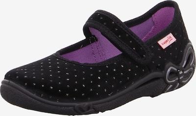 SUPERFIT Huisschoenen 'Belinda' in de kleur Zwart, Productweergave