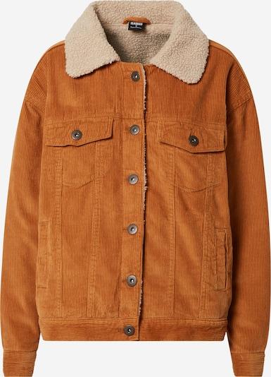 Urban Classics Jacke in cognac, Produktansicht