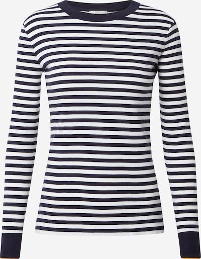 EDC BY ESPRIT Shirt 'Core OCS' in navy / weiß, Produktansicht
