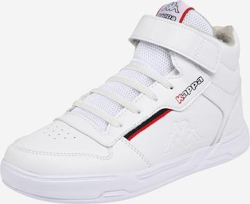 KAPPA Sneaker 'MANGAN II ICE' in Weiß
