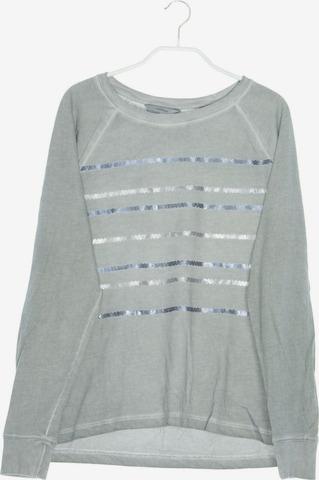 Tchibo Sweatshirt in S-M in Grau
