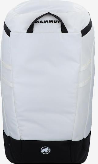 MAMMUT Sac à dos de sport 'Neon Gear' en noir / blanc, Vue avec produit