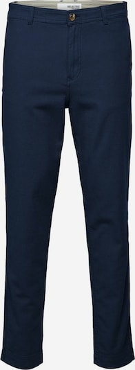 SELECTED HOMME Chino in de kleur Donkerblauw, Productweergave