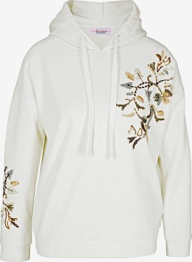 heine Sweatshirt in ecru / mischfarben, Produktansicht