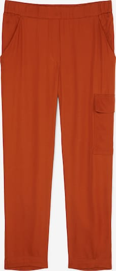 Marc O'Polo Pure Cargohose in orange, Produktansicht